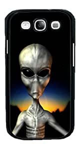 HeartCase Hard Case for Samsung Galaxy S3 I9300/I9308/I939 ( Extraterrestrial )