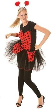 Rubbies - Disfraz de mariquita para mujer, talla S (889377S ...
