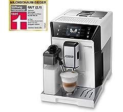 DeLonghi ECAM 556.55.SB Cafetera automática, 1450 W, 2 litros ...