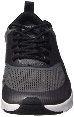 Black Baskets Thea Air Max Gris Dark Grey Basses Nike white Femme q4FOzTz