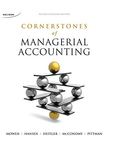 READ Cornerstones of Managerial Accounting [P.D.F]
