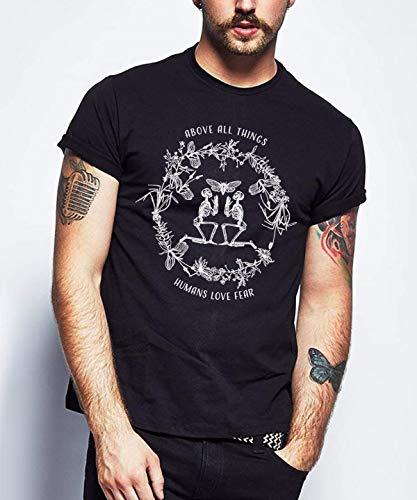 American Horror Story Shirt - American Horror Story Cult - American Horror Story Tee Shirt - American Horro - Mens Halloween Shirt - Skeleton Shirt - American Horror Story Merchandise -