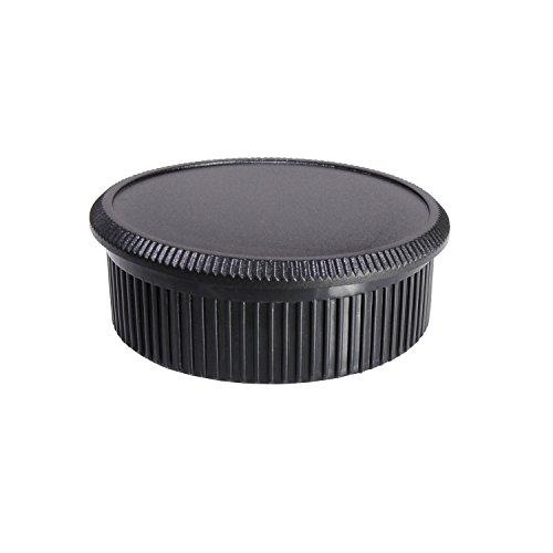 CamDesign 42MM Rear Lens Cap and Body Cap Set