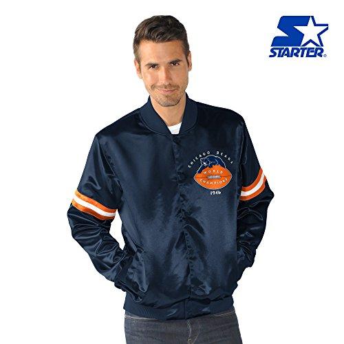 Chicago Bears Men's Starter Jacket M