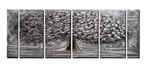 Original Abstract Wall Decor - 8