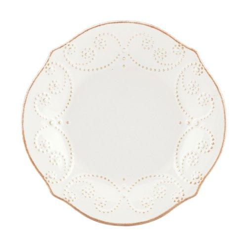 Lenox French Perle Tidbit Plate, -