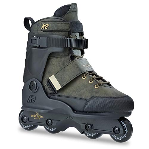 K2 Skate Unnatural Inline and Roller Equipment