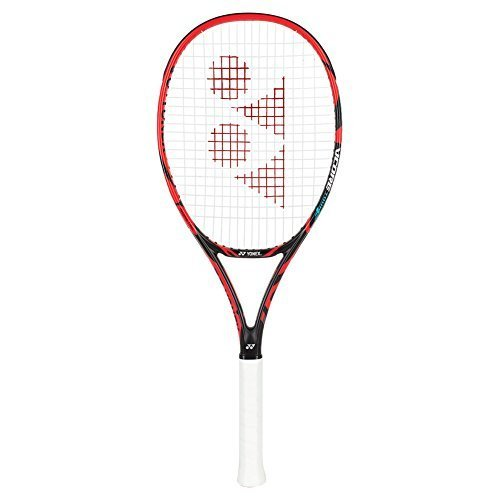 Yonex VCTF97LT4 Tennis Racket, Bright Red Review