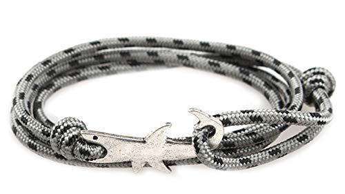 Bracelets for Women Handmade DIY Gift Men Jewelry Bracelets & Bangles Best Friend Charm Wristband,Style 13 ()