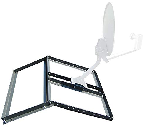 Video Mount Products Non-Penetrating Pitched Roof Mount For Use With DBS, Antenna, Satellite - PRM-2