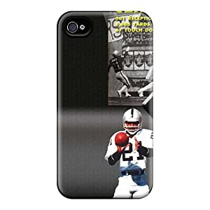 Shock Absorbent Hard Cell-phone Cases For Iphone 6plus With Unique Design Attractive Oakland Raiders Skin JohnPrimeauMaurice