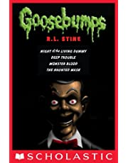Classic Goosebumps Collection: Books 1-4
