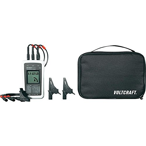 VOLTCRAFT VC35 Phase, sequence and motor rotation meter CAT IV 600 V LCD -  CEI Conrad Electronic International (HK) Ltd.