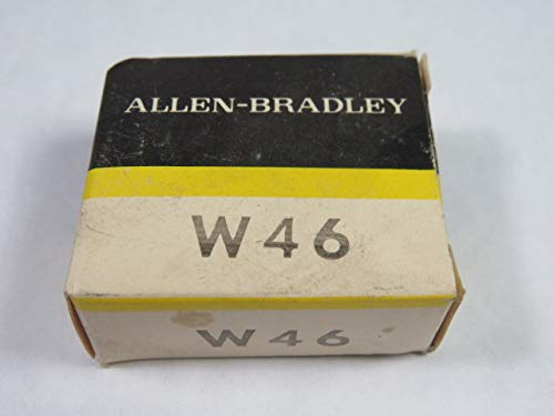 Allen-Bradley W46 Overload Thermal Unit (Allen Bradley Thermal Overload Relay)