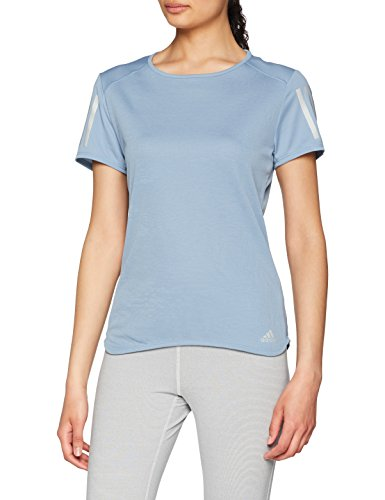 adidas Response Women's Grey T Shirt Raw ZYrY6qvw