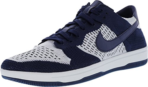 NIKE Men's Dunk Flyknit Ankle-High Basketball Shoe