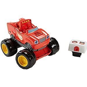 Fisher-Price Nickelodeon Blaze & the Monster Machines, Transforming R/C Blaze