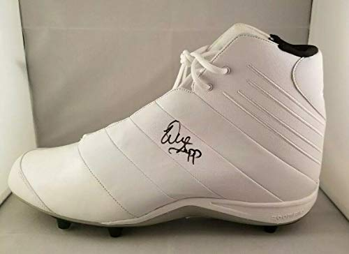 69fd89acacc9 Warren Sapp Autographed Signed Nike Game Issued Cleat Tampa Bay Buccaneers  - JSA Certified - Autographed NFL Cleats