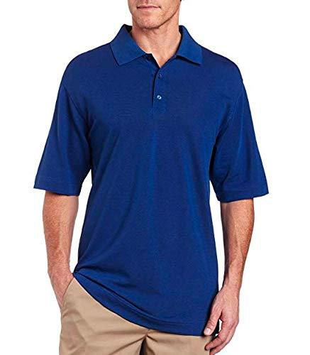 Cutter & Buck Drytec Championship Polo Shirt Tour Blue -