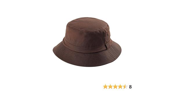 VIZ Adult Wax Bush Bucket HAT