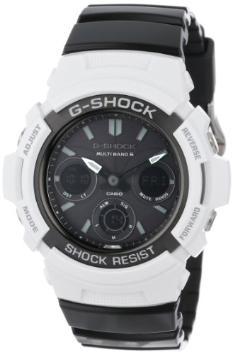 Casio AWGM100GW 7A G Shock Timekeeping Analog Digital