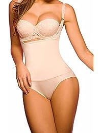 Camellias Women's Seamless Firm Control Shapewear Faja...