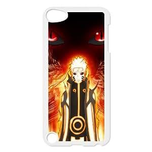 iPod Touch 5 Case White Naruto QHM Incipio Phone Cases