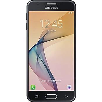 Samsung Galaxy J5 Prime 16GB - Factory Unlocked Phone - Black Retail Packaging