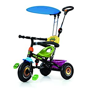 Baybee Electra Buzz Tricycle for Kids Smart Plug n Play Kids Cycle | Ride on for Kids with Storage Space & Parental…