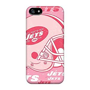 Hot RmQ22513gDTG Cases Covers Protector For Iphone 5/5s- New York Jets by kobestar