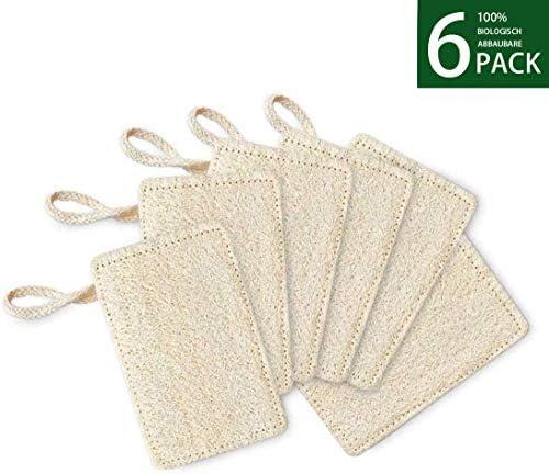KYONANO Kitchen Natural Sponges Biodegradable product image