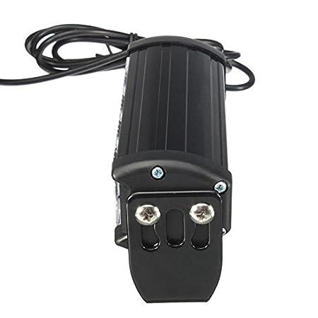 HEHEMM 2PCS 8 LED Luci stroboscopiche demergenza Emergenza Luci demergenza Lampeggiante Luci davvertimento 12V universale per rimorchio di camion per auto rosso Luci stroboscopiche