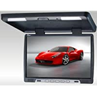 Tview T2207IR-BK 22-Inch Car Flip Down Monitor (Black)