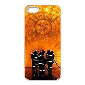 Happy firefighter Phone Case for Iphone 5s