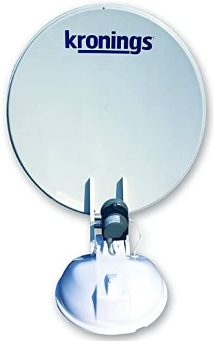 kronings Antena de satélite Ultra Light vollautomatisch sin ...