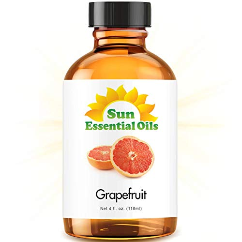 - Grapefruit (Large 4 ounce) Best Essential Oil