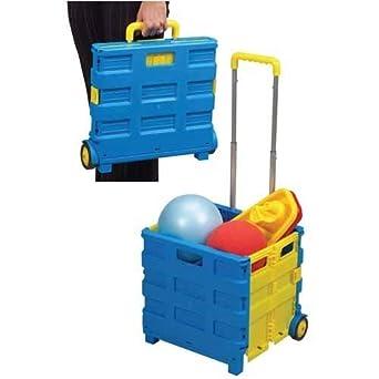 Amazoncom Foldable Teachers Cart Industrial Scientific