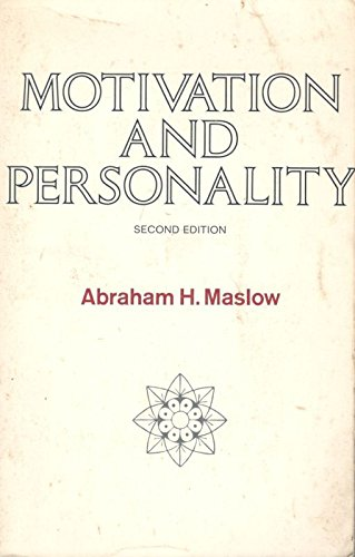 abraham maslow and motivation Dr abraham maslow studied workplace motivation of employees in the years following world war ii his research has been referenced and adapted many times over the years from a workplace learning perspective, you can use the five levels of motivation that maslow identified to focus your efforts in encouraging learners.