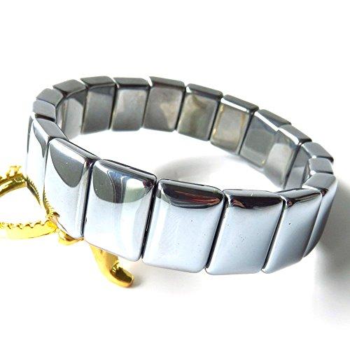 テラヘルツ鉱石 バングル 腕輪 B0731G15XY