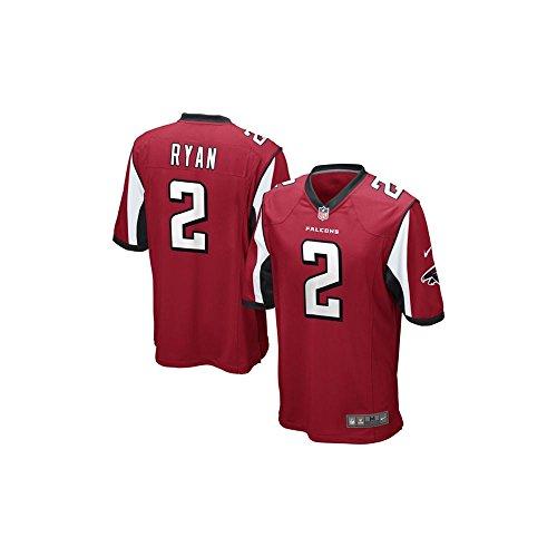 Nike Atanta Falcons Matt Ryan Jersey - Red - Large
