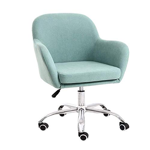 Kylinyyz Stool Chair Rolling Adjustable Swivel Office Desk Chair with Back and Wheels for Home,Office,Massage,Spa,Esthetician (Color : C)