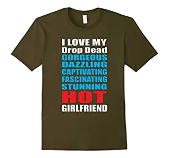 select options to buy i love my hot girlfriend shirt valentines day couples