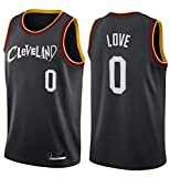 Men's Basketball Jersey, Cavaliers No. 0 Love No. 2