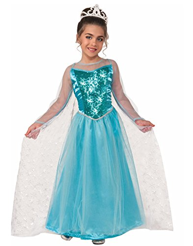 Forum Novelties Princess Krystal Costume, Medium (Frozen Costumes For Sale)