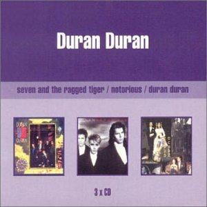 Notorious / Seven & Ragged Tiger / Wedding Album by Duran Duran (2001-05-08)