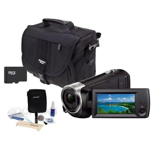 Sony HDR CX405 Camcorder 2 3MP Sensor