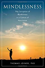 Mindlessness: The Corruption of Mindfulness in a Culture of Narcissism Hardcover