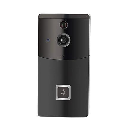 61c7e672328c WiFi Smart Video Doorbell Camera Wireless Door Bell 720P HD Wireless Home Security  Doorbell Camera for
