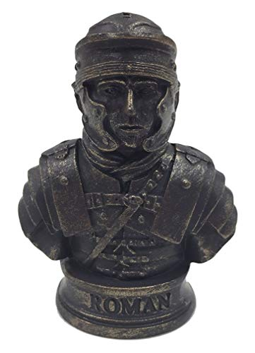 Westair Roman Military Soldier Bust Miniature SPQR 2.5H