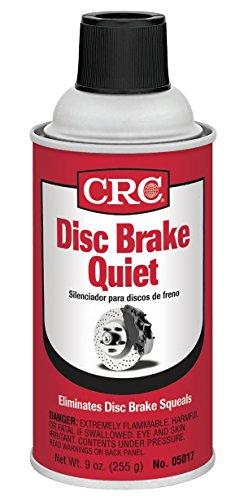 - CRC 05017 Disc Brake Quiet - 9 Wt Oz.